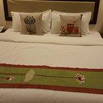 Garden Deluxe's Bed