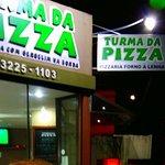 entrada Turma da Pizza