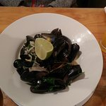 Mussels and Black Angus
