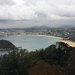 Monte Igueldo Foto