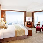 Crowne Plaza Nanjing Hotel & Suites Foto
