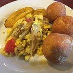 Ackee & Saltfish Breakfast