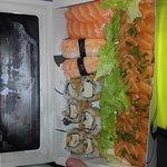 California, sashimi