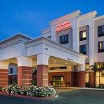 Hampton Inn & Suites Tulare Foto