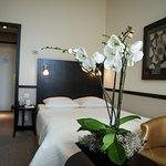 Single Room Queen Size at Opera Hotel Zurich