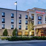 Photo de Hampton Inn Pendleton