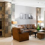 Hotel Lobby - Complimentary high speed Internet