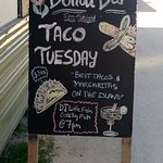 Even in Belize they have Taco Tuesdays!!!!!!