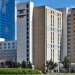 印弟安納波里斯市中心萬豪春嶺套房飯店