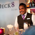 Hotelbar Deck 8-die Bar with Rooflounge