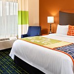 Fairfield Inn & Suites Harrisonburg Foto