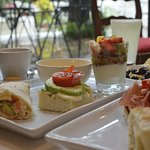 Photo of Suss cupcake cafe martinez