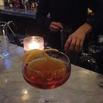 The innovative Negroni, by Spencer