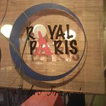 Royal Paris resmi