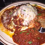 Yummy lasagna!