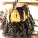 Chocolate Molten Cake, Chili's Grill & Bar, Milpitas, CA