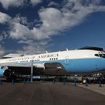 "Die ehemalige ""Airforce One"" ein weiteres Highlight!"