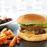 6oz Steak Burger with a choice of Sauces