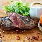 Char Grilled 8oz Sirloin Steak