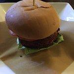 Cajun Vegetable & Bean Burger