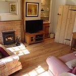 Jasmine Cottage sitting room