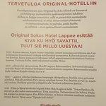 Photo of Original Sokos Hotel Lappee