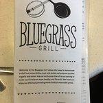 Foto de Bluegrass Grill