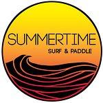 Summertime Surf School