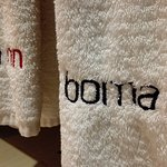 Towels are very soft and clean...