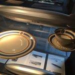 Zeppelin tableware