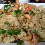 pineapple chicken rice