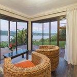 Lounge area sunbird suite
