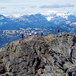 Whistler Mountain top