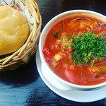 Inna forma zupy węgierskiej