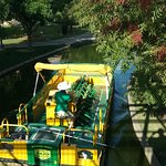 OKC Riverwalk water taxi
