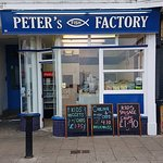 Peters Fish Factory Margate