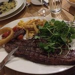 A most terrible steak!