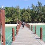 Photo de Tunku Abdul Rahman Marine Park