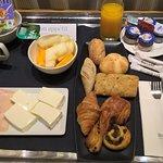 Desayuno en habitación - 20€