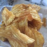 Hand cut Chips... DELICIOUS!!!