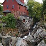 Old Red Mill and Museum Photo