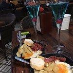 Celebrando el día del huevo en el mejor sitio posible en Gijon