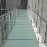6th floor walkway