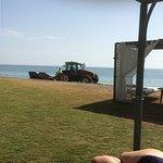 the beach Club…..