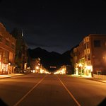 First Light Main Street Telluride by Ken Groezinger