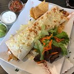 Enchiladas, wirklich lecker!!!