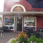 High Wheeler Cafe Foto