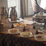 Victorian High Tea, Grand Dining Rom, Jekyll Island Hotel
