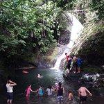 Wigmore's Waterfall Foto