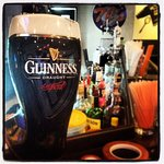 Guiness served here